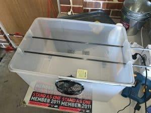 Biltong box